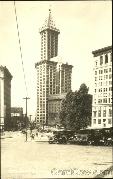 42 Story L. C. Smith Bldg Seattle Washington