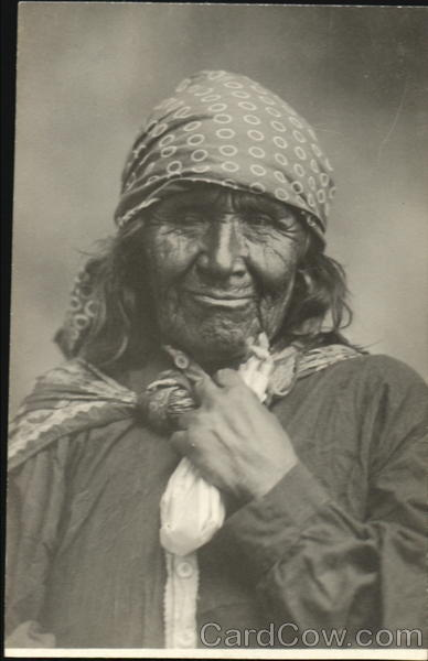 Cocopah Indian Native Americana