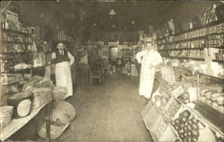 Early General Store Interior