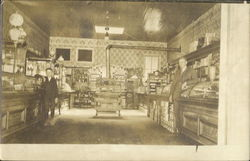 Early Store Interior