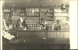 Dry Goods Counter