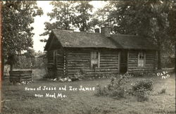 Home Of Jesse And Zee James