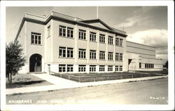 High School And Auditorium