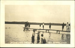 Bathing Lake Spenard