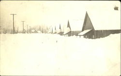 Nome In Winter