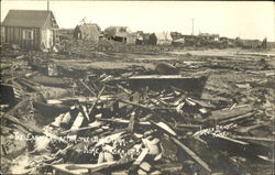 East End After The Big Storm 1913