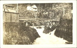 Falls On Ketchikan Creek