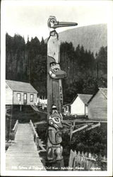 Totem Of Thtinget Chief Kian