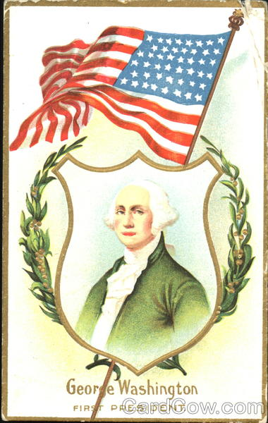 George Washington President's Day