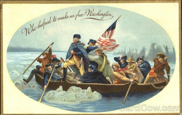 Who Helped To Make Us Free? Washington President's Day