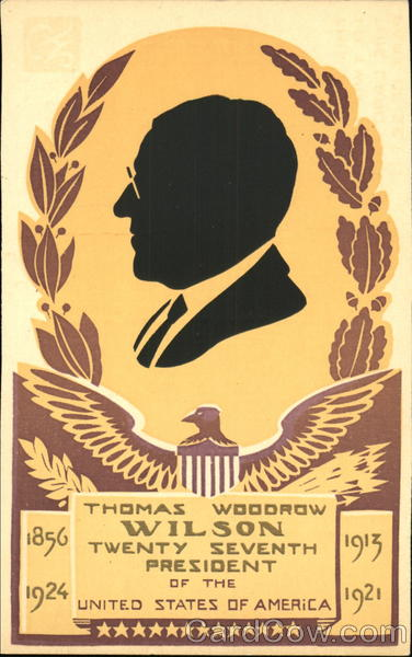 Thomas Woodrow Wilson Presidents