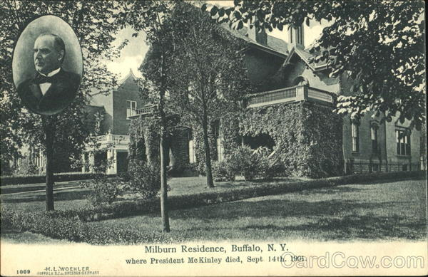 Milburn Residence Buffalo New York Presidents