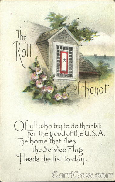 The Roll Of Honor Patriotic