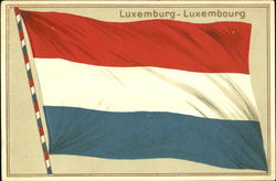 Luxemburg – Luxembourg Flag