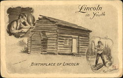 Lincoln In Youth