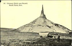 Chimney Rock Near Bayard