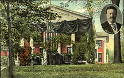 Wilcox Residence Where President Roosevelt Took Oath Of Office