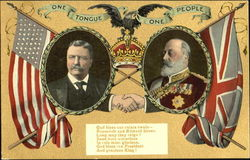Teddy Roosevelt and King Edward VII