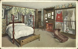 Dorothy Quincy Room Showing Trundle Bed