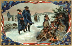 Valley Forge Dec. 1777