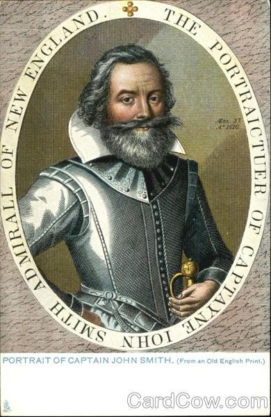 Portrait Of Captain Jo...