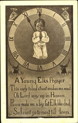 A Young Elks Prayer