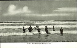 Surf Bathing