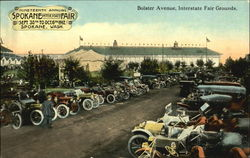 Interstate Fair Grounds, Bolster Avenue