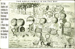 The Apple Family Is On The Way