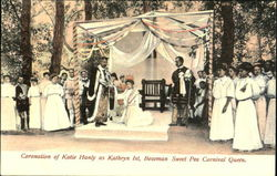 Coronation Of Katie Hanly As Kathryn 1St