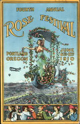Fourth Annual Rose Festival