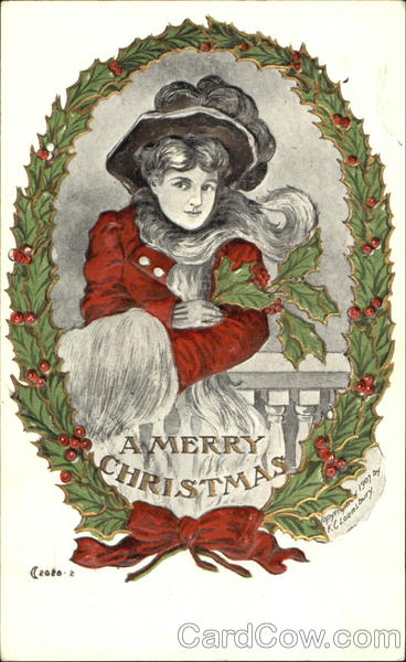 A Merry Christmas Fred C. Lounsbury