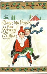 Clear The Track For Merry Christmas