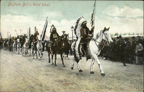 Buffalo Bill's Wild West Native Americana