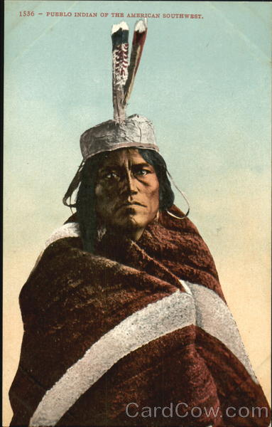 Pueblo Indian Of The American Southwest Native Americana