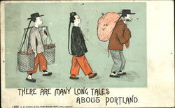 There Are Many Long Tales About Portland