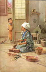 A Japanese Cook
