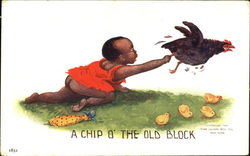 A Chip O The Old Block