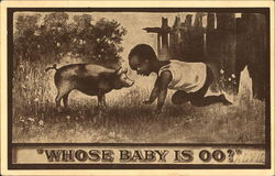 Whose Baby Is Oo?