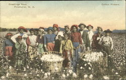 Greetings From Cotton Pickers
