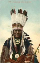 Little Soldier Of The Ponca Tribe