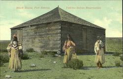 Block House, Fort Simcoe