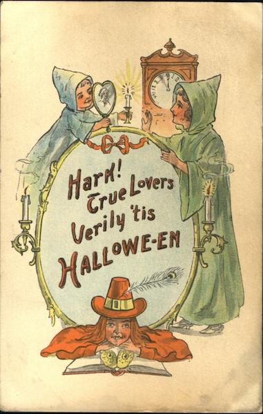 Mirror True Lovers Verily Halloween