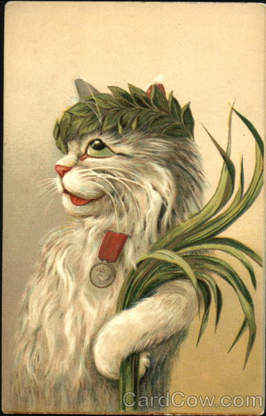 Maurice Cat Maurice Boulanger Cats