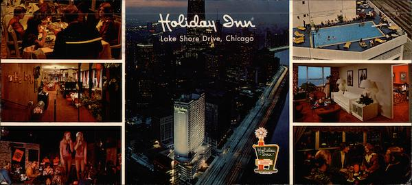 Holiday Inn 644 N Lake Shore Drive Chicago Il