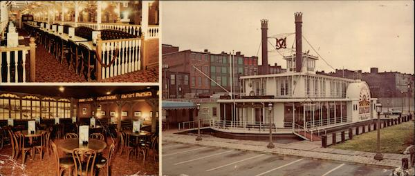 King Fish Restaurants, 6th & Riverfront Louisville Kentucky