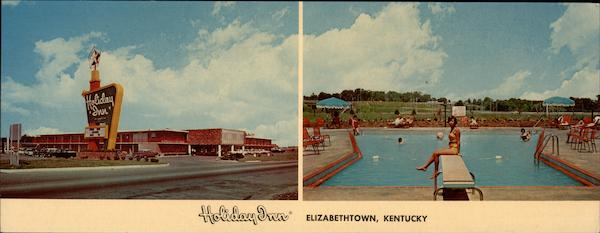 Holiday Inn, U. S. 31 W. at State 61 Elizabethtown Kentucky