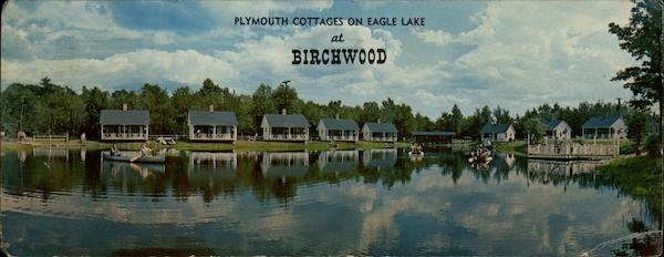 Plymouth Cottages On Eagle Lake At Birchwood Cherry Lane