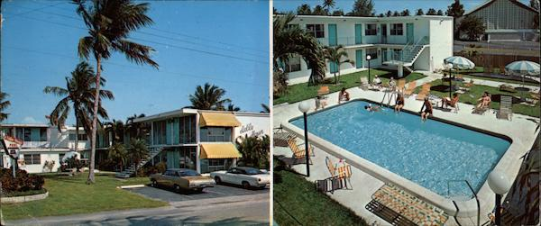 Idle Hour Motel, 3300 Ne 27th St. Fort Lauderdale Florida
