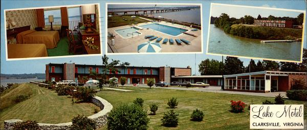 Lake Motel Clarksville Virginia